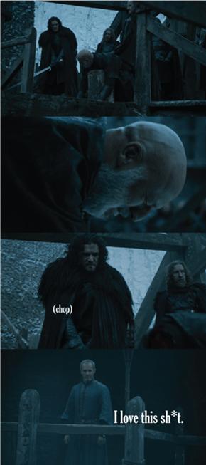 Calm Down, Stannis