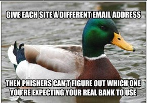 Beat Most Email Phishers With This One Weird Trick