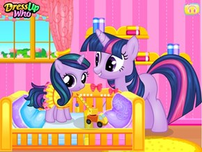 Twilight Sparkle's and My Beautiful Child