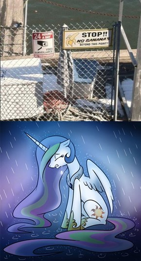 Princess Celestia Nightmares