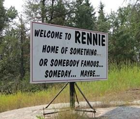 That's the Spirit, Rennie
