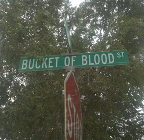 Street Naming After the Zombie Apocalypse