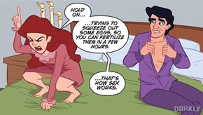 Dorkly Tackles Disney Sex Scenes in a Way You'll Wish You'd Never Seen