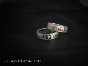 Amazing Star Wars Rings