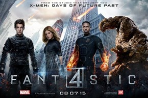 The Fantastic Four Get A New Banner and Character Posters