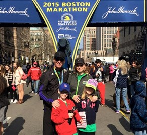 Boston Marathon Runner and Dad Takes Issue With Zero-Tolerance Attendance Policy