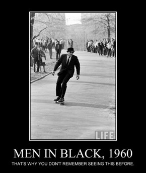 MEN IN BLACK, 1960