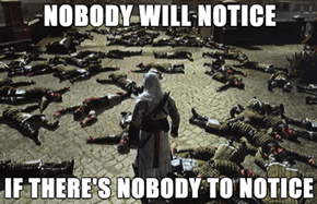 Assassin's Creed Stealth in a Nutshell