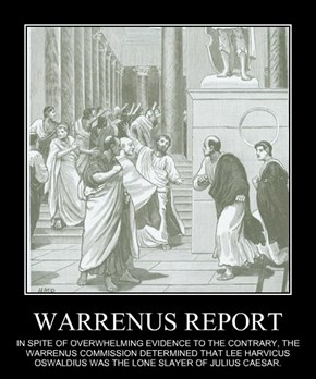 WARRENUS REPORT
