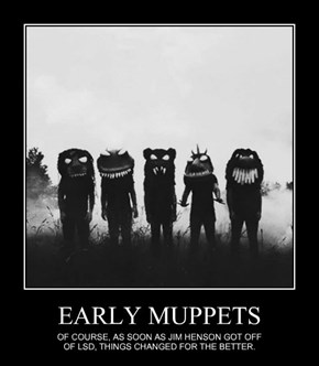 EARLY MUPPETS