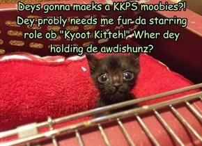 Derz a roomer goin' arownd at KKPS!