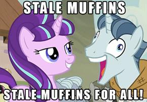 Muffins Are Delicious!