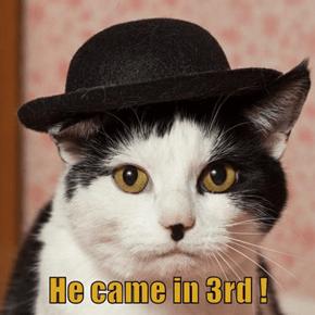 "Charlie Chaplin once entered a ""Charlie Chaplin Look-Alike"" contest"