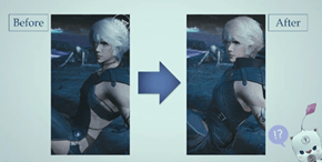 Mobius Final Fantasy: Now With Less Butt
