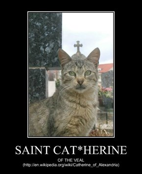 SAINT CAT*HERINE