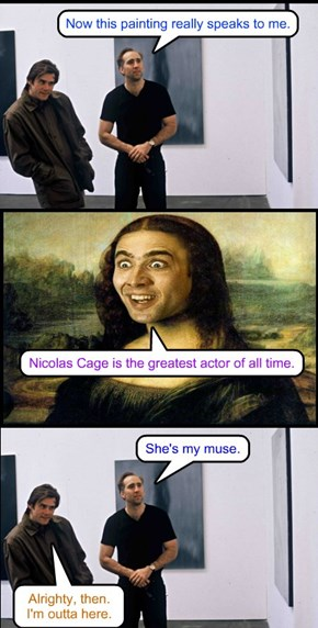 The Mona Cage