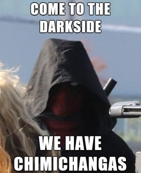 Deadpool's Force Powers
