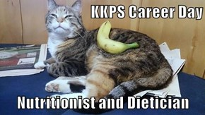 KKPS Career Day  Nutritionist and Dietician