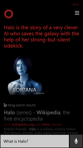Cortana, I Think You Might Be a Little Biased