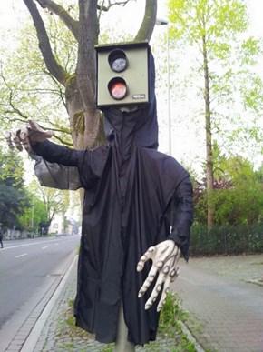 The Reaper's Radar Trap