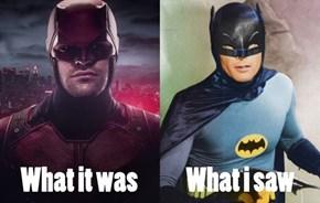 Netflix Final Daredevil's Costume