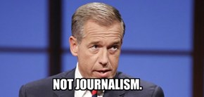 NOT JOURNALISM.