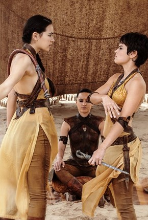 Are You Ready to Meet the Sand Snakes Tonight?