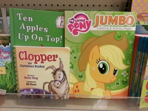 Jumbo Clopper