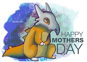 Cubone Needs Some Love Today