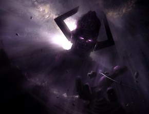 Galactus is starting to feel the eons