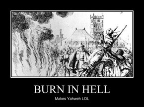BURN IN HELL