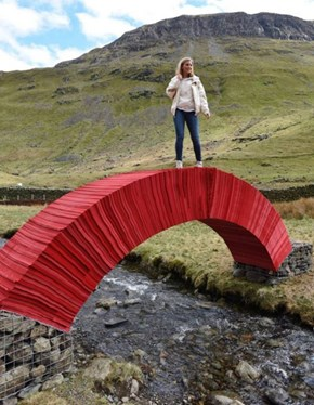 Are You Brave Enough to Try Out a Paper Bridge?