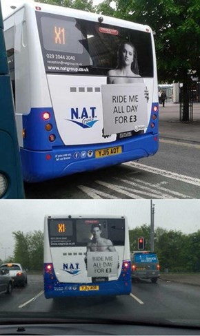 A Welsh Bus Company Just Wants You to Plow Those Buses for as Long as You Can