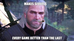 Good Guy Geralt