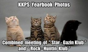 KKPS Yearbook: Clubs