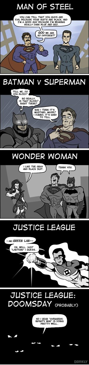 The DC Universe Trend