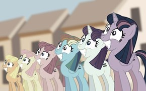 The Equalized Mane 6