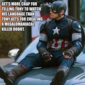Bad Luck Steve