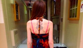 "Teen's Response to Detention Received for a Dress Deemed a ""Sexual Distraction"""