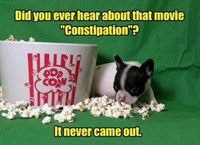 Movie Critic Pup Puns