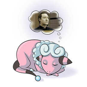 Do Electric Sheep Dream of Androids?