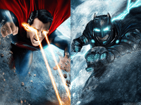 Batman v Superman Gets Some Awesome Fan Posters