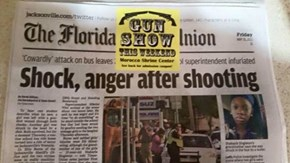 This Florida Newspaper Has the Most Unfortunate Ad Placement in Recent Memory