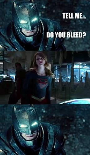 Don't Be Gross, Batman