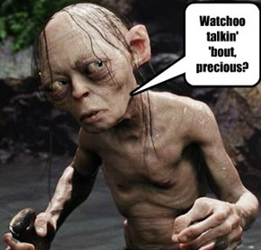 Smeagol to star in reboot of Diff'fent Strokes