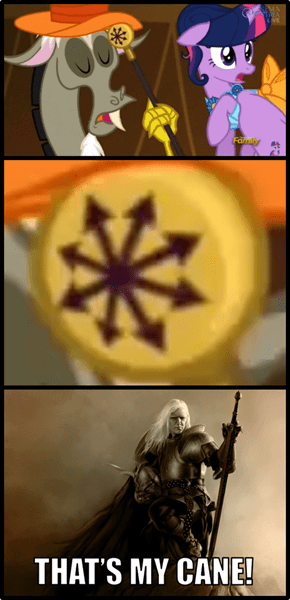 Elric Was Looking for That
