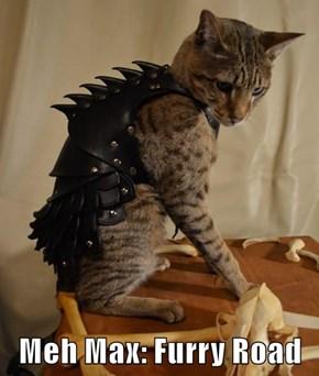 Meh Max: Furry Road