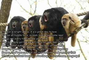 We go ape / I go ape - Greenfield & Sedaka