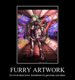 FURRY ARTWORK