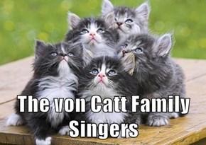 The von Catt Family Singers